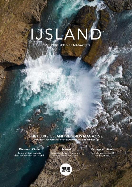 Het IJsland reismagazine 9789082974591  REiSREPORT   Reisgidsen IJsland