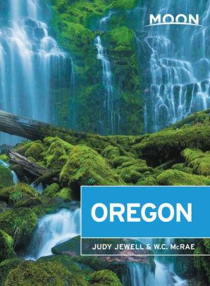 Moon Handbook Oregon | reisgids 9781640498754  Moon   Reisgidsen Washington, Oregon, Idaho, Wyoming, Montana