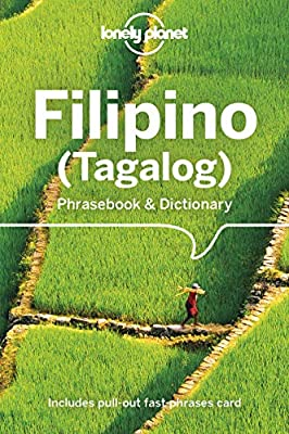 Filipino Lonely Planet phrasebook 9781786570857  Lonely Planet Phrasebooks  Taalgidsen en Woordenboeken Filippijnen