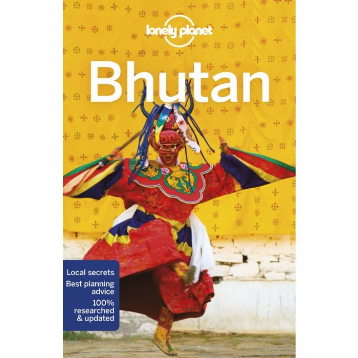 Lonely Planet Bhutan 9781787013483  Lonely Planet Travel Guides  Reisgidsen Bhutan en Sikkim