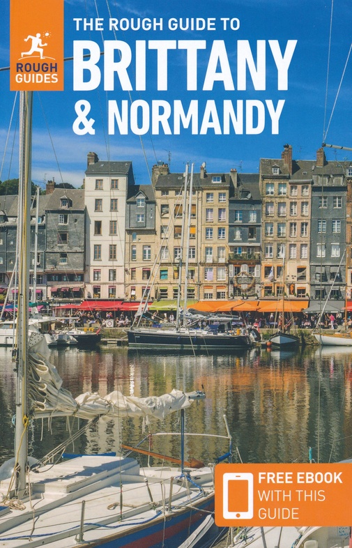 Rough Guide Brittany & Normandy 9781789194449  Rough Guide Rough Guides  Reisgidsen Bretagne, Normandië