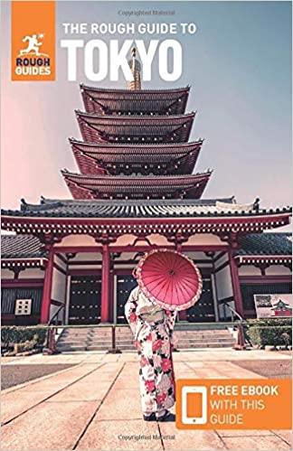 Rough Guide Tokyo 9781789195576  Rough Guide Rough Guides  Reisgidsen Japan