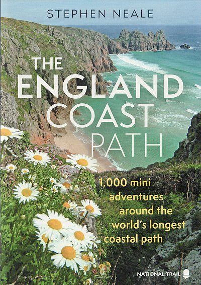 The England Coast Path 9781844865796 Stephen Neale Conway Maritime Press Ltd   Meerdaagse wandelroutes, Wandelgidsen Engeland