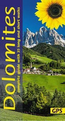 Sunflower Dolomites + Eastern South Tyrol | Dolomieten wandelgids 9781856915168  Sunflower Landscapes  Wandelgidsen Zuid-Tirol, Dolomieten