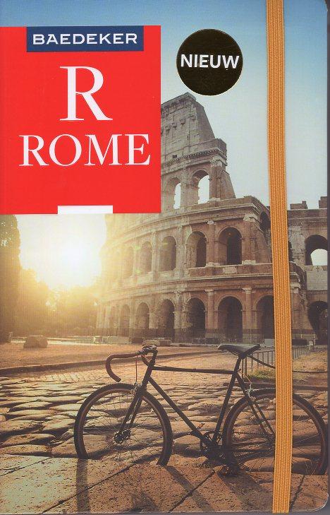 Rome Baedeker reisgids 9783829758741  Baedeker Baedeker Nederlands  Reisgidsen Rome, Lazio