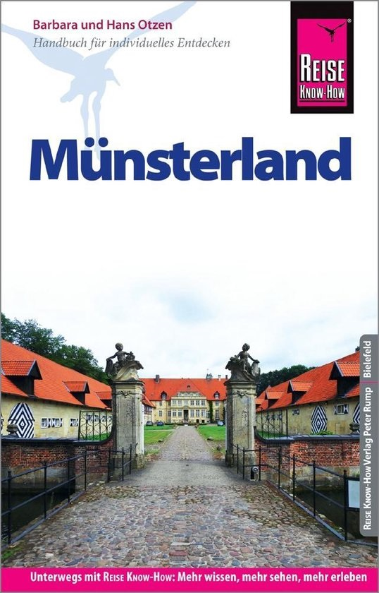 Münsterland | reisgids 9783831730452  Reise Know-How   Reisgidsen Münsterland, Bentheim