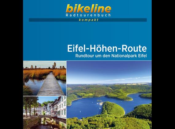 Eifel Höhen Route Rundtour Nationalpark Eifel | fietsgids 9783850008495  Esterbauer Bikeline  Fietsgidsen Eifel