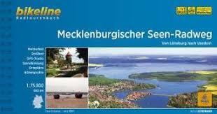 Mecklenburgische Seen Radweg | fietsgids1:75.000 9783850008600  Esterbauer Bikeline  Fietsgidsen Mecklenburg-Vorpommern