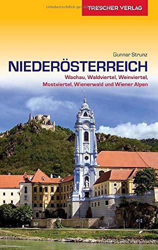 Niederösterreich | reisgids 9783897945128  Trescher Verlag   Reisgidsen Wenen, Noord- en Oost-Oostenrijk