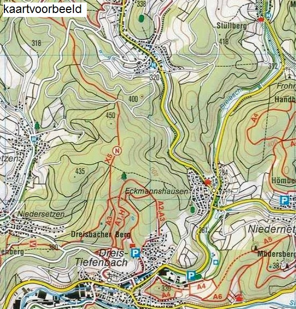 KP-841  Hochsauerland, Arnsberger Wald | Kompass 9783990447062  Kompass Wandelkaarten Kompass Duitsland  Wandelkaarten Sauerland