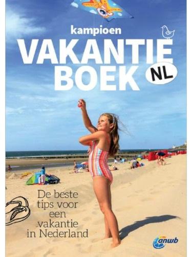 ANWB Kampioen VAKANTIEBOEK 9789018047818  ANWB ANWB Campinggidsen  Reisgidsen Nederland