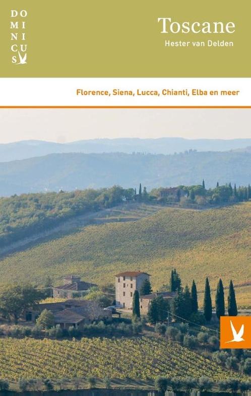 Dominicus reisgids Toscane/Umbrie 9789025764555  Gottmer Dominicus reisgidsen  Reisgidsen Midden-Italië
