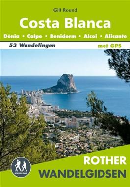 Costa Blanca - Rother wandelgids 9789038927343  Elmar RWG  Wandelgidsen Costa Blanca