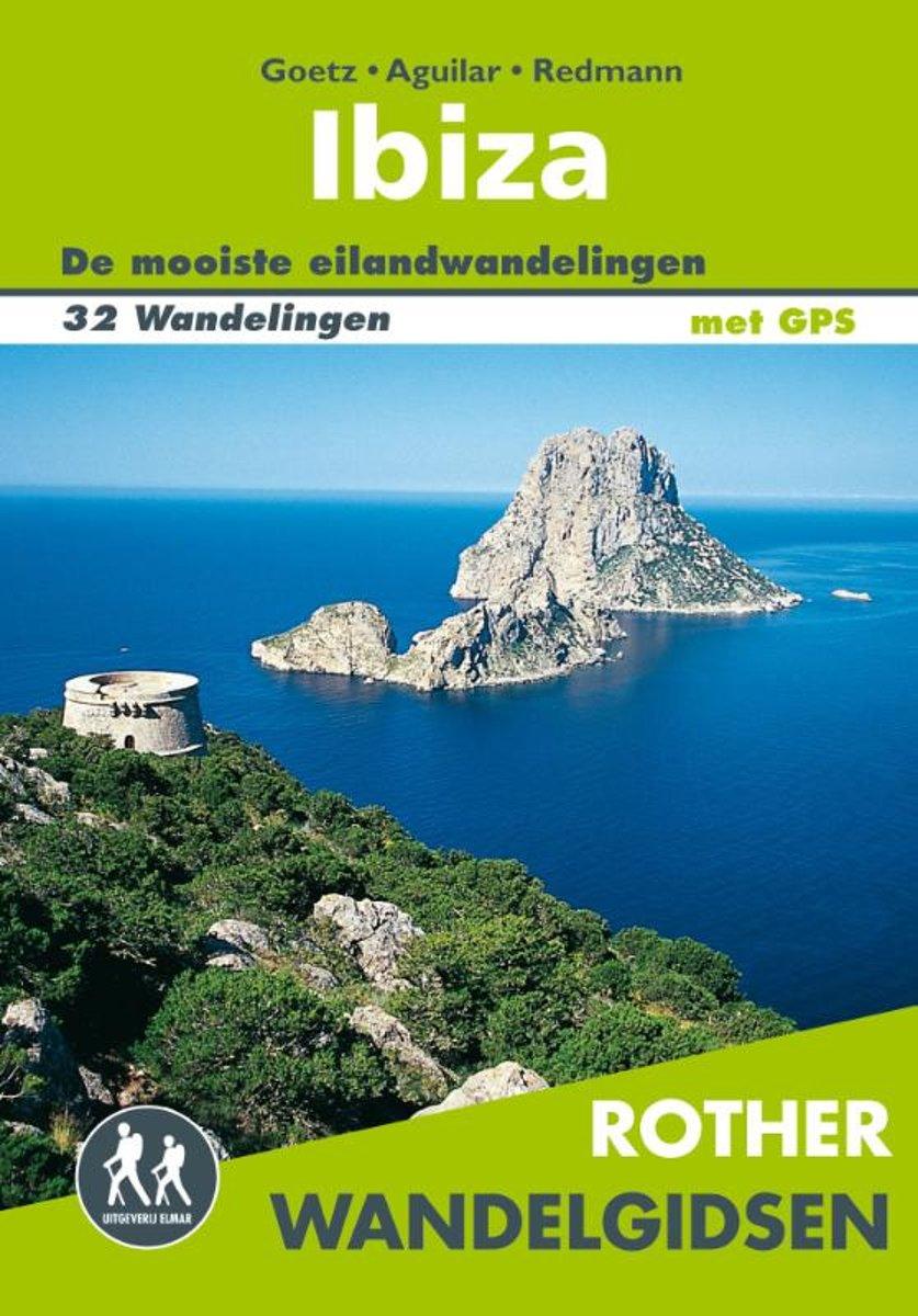 Ibiza - Rother wandelgids 9789038927350  Elmar RWG  Wandelgidsen Ibiza