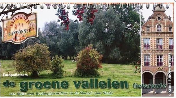 De Groene Valleien Fietsroute | fietsgids 9789064558849 Wouter Bazen, Europafietsers Pirola Pirola fietsgidsen  Fietsgidsen, Meerdaagse fietsvakanties Noordoost Frankrijk, Wallonië (Ardennen)