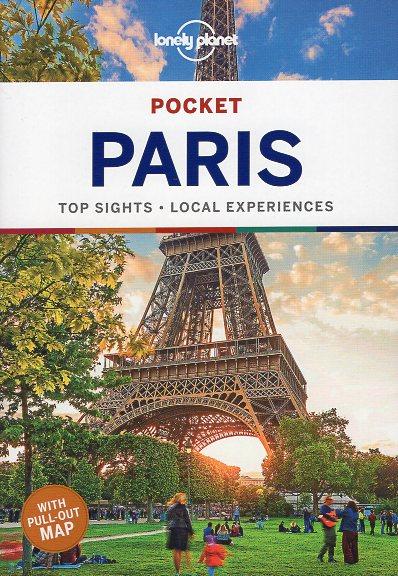 Paris Lonely Planet Pocket Guide 9781786572813  Lonely Planet Lonely Planet Pocket Guides  Reisgidsen Parijs, Île-de-France