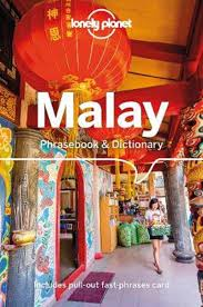 Malay Lonely Planet phrasebook 9781786575883  Lonely Planet Phrasebooks  Taalgidsen en Woordenboeken Maleisië en Brunei