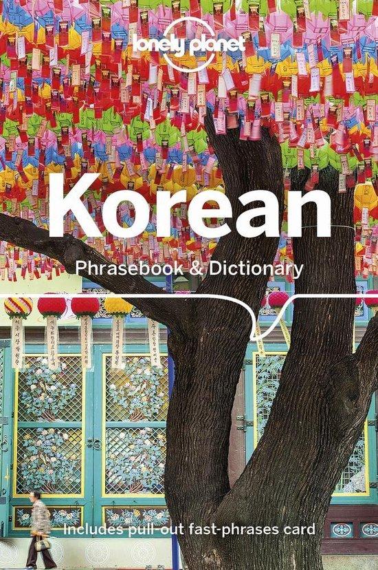 Korean  Lonely Planet phrasebook 9781786576002  Lonely Planet Phrasebooks  Taalgidsen en Woordenboeken Noord-Korea, Zuid-Korea