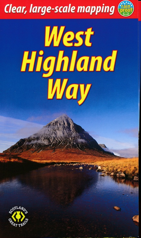 The West Highland Way 9781898481867  Rucksack Readers   Meerdaagse wandelroutes, Wandelgidsen de Schotse Hooglanden (ten noorden van Glasgow / Edinburgh)