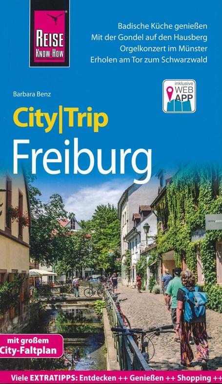 Freiburg CityTrip 9783831733200  Reise Know-How City Trip  Reisgidsen Zwarte Woud