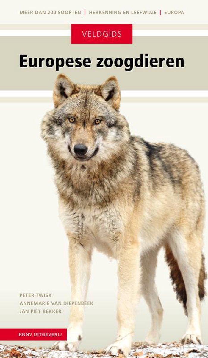 Veldgids Europese Zoogdieren 9789050117579  KNNV Veldgidsen  Natuurgidsen Europa