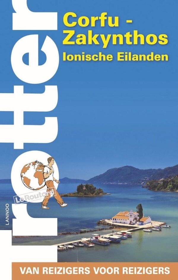 Trotter Corfu - Zakynthos 9789401466356  Lannoo Trotter  Reisgidsen Ionische Eilanden (Korfoe, Lefkas, etc.)