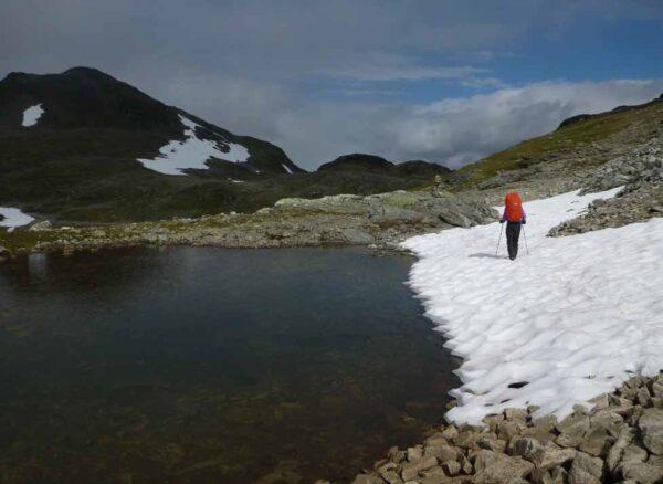 In de lengte | Myra de Rooy 9789462263888 Myra de Rooy Lecturis   Reisverhalen, Wandelgidsen Noorwegen