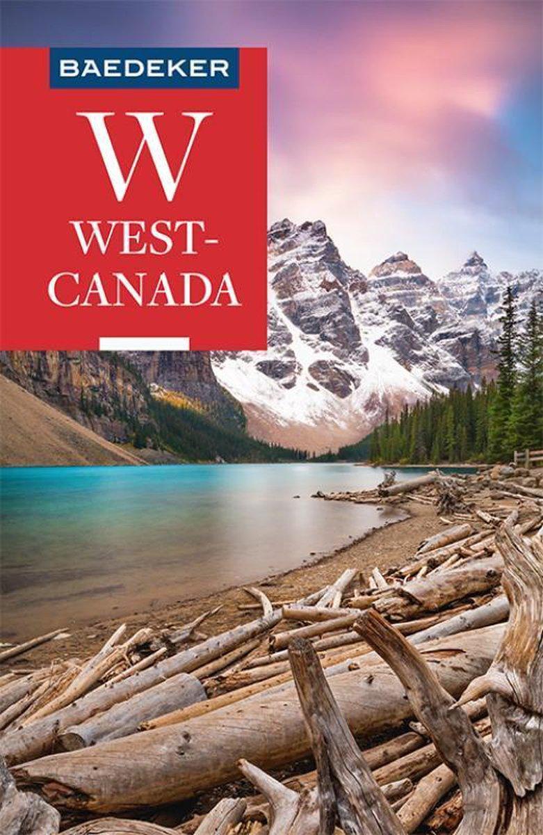 West-Canada Baedeker reisgids 9783829758727  Baedeker Baedeker Nederlands  Reisgidsen West-Canada, Rockies
