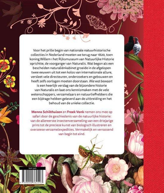 Wie wat bewaart | Menno Schilthuizen en Freek Vonk 9789000362493 Menno Schilthuizen en Freek Vonk Spectrum   Historische reisgidsen, Natuurgidsen Wereld als geheel