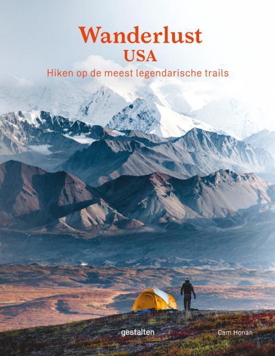 Wanderlust USA 9789021577104  Kosmos   Wandelgidsen Verenigde Staten