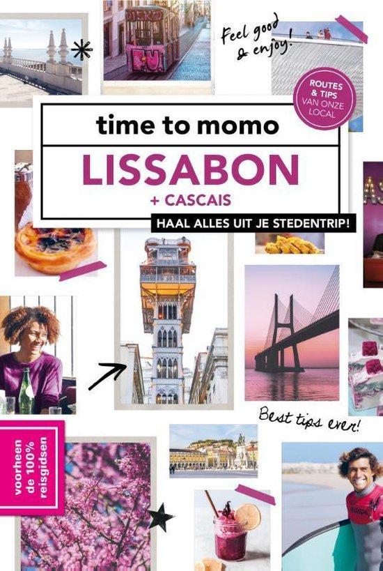 Time to Momo Lissabon (100%) 9789057679605  Mo Media Time to Momo  Reisgidsen Noord en Midden-Portugal, Lissabon