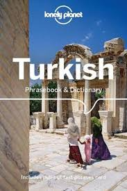 Turkish Lonely Planet phrasebook 9781786570864  Lonely Planet Phrasebooks  Taalgidsen en Woordenboeken Turkije