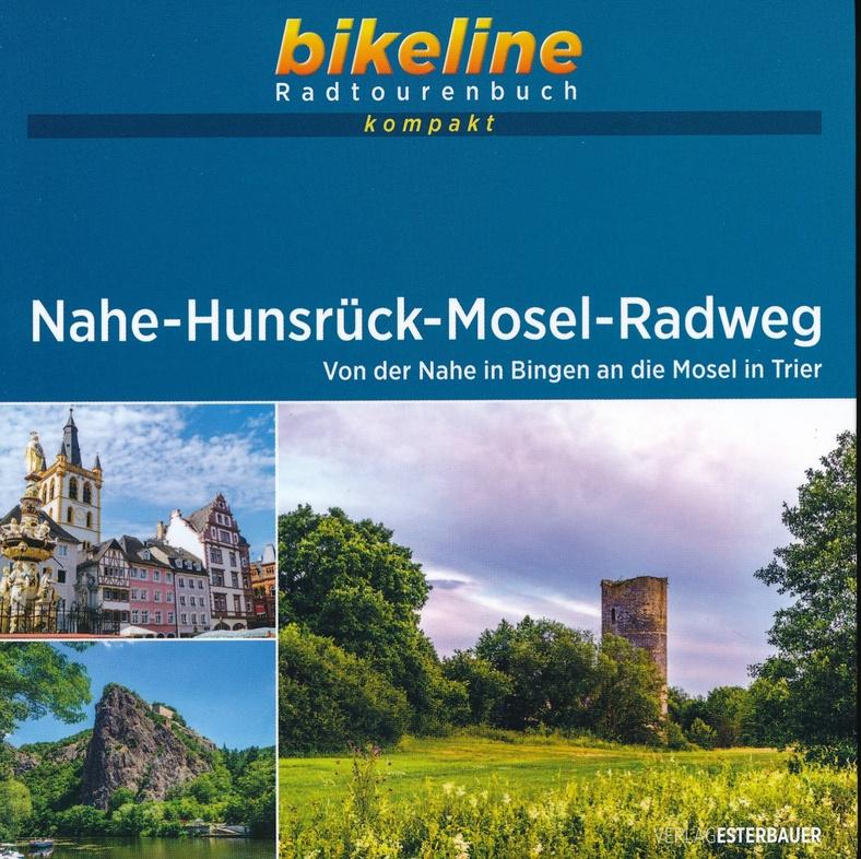 Bikeline Nahe-Hunsrück-Mosel-Radweg 9783850008518  Esterbauer Bikeline Kompakt  Wijnreisgidsen