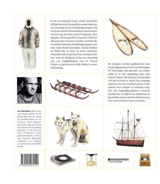 Bepakt en Gezakt | Ed Stafford 9789002269110 Ed Stafford Davidsfonds   Historische reisgidsen, Reisverhalen Wereld als geheel