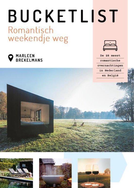 Bucketlist romantisch weekendje weg 9789043922371  Kosmos   Reisgidsen Benelux