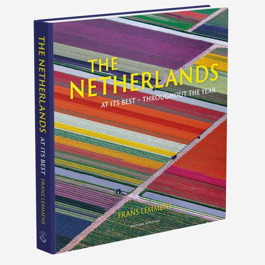 The Netherlands at its best | fotoboek Frans Lemmens 9789059565333 Frans Lemmens Fontaine   Fotoboeken Nederland