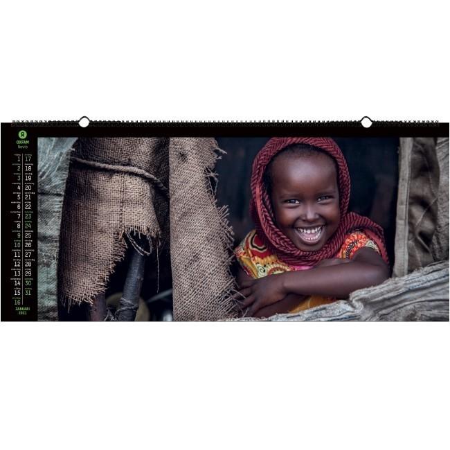 Oxfam Novib Kalender 2021 9789069421100  Oxfam Novib Kalenders 2021  Kalenders Reisinformatie algemeen