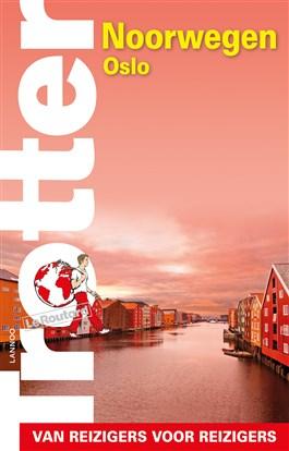 Trotter Noorwegen 9789401466295  Lannoo Trotter  Reisgidsen Noorwegen