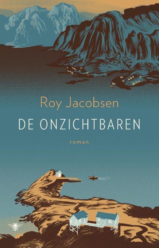 De onzichtbaren | Roy Jacobsen 9789403196602 Roy Jacobsen Bezige Bij   Reisverhalen Noorwegen