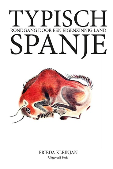 Typisch Spanje | Frieda Kleinjan 9789464023039 Frieda Kleinjan Boekengilde   Landeninformatie Spanje