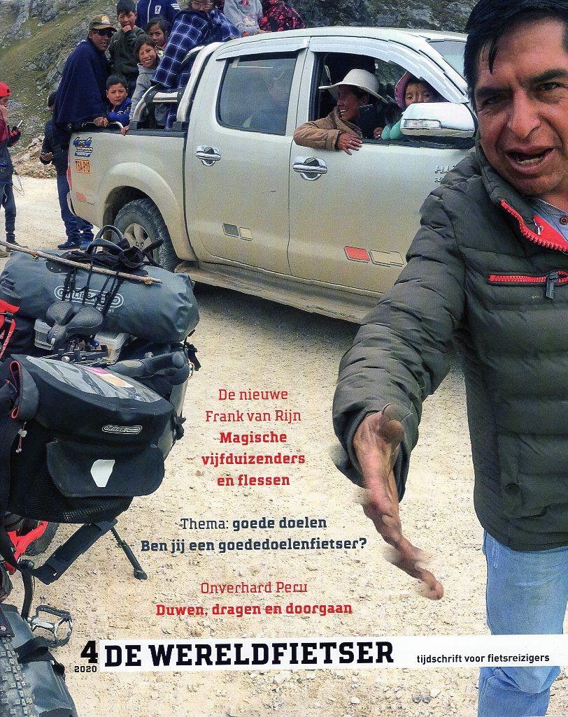 De Wereldfietser | herfst 2020 WF20D  De Wereldfietser Tijdschriften  Fietsreisverhalen Wereld als geheel