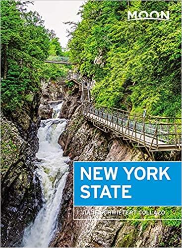 Moon Travel Guide New York State   reisgids 9781640498297  Moon   Reisgidsen New York, Pennsylvania, Washington DC