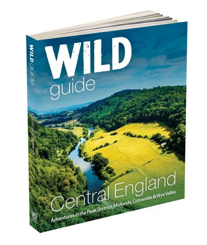 Wild Guide Central England 9781910636206  Wild Things Publishing   Reisgidsen Midlands, Cotswolds, Oxford