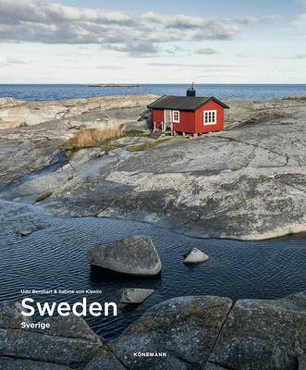 Sweden | Zweden fotoboek 9783741922718  Könemann   Fotoboeken Zweden