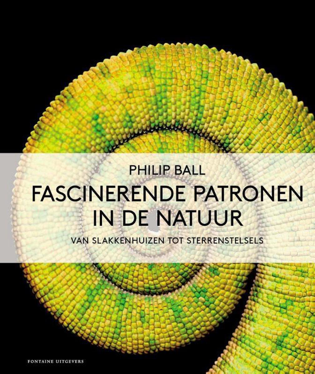 Vormen en Patronen in de Natuur | Philip Ball 9789059568679  Fontaine   Fotoboeken, Natuurgidsen Universum (Heelal), Wereld als geheel