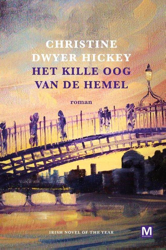 Het kille oog van de hemel | roman van Christine Dwyer Hickey 9789460684548 Christine Dwyer Hickey Marmer   Reisverhalen Dublin