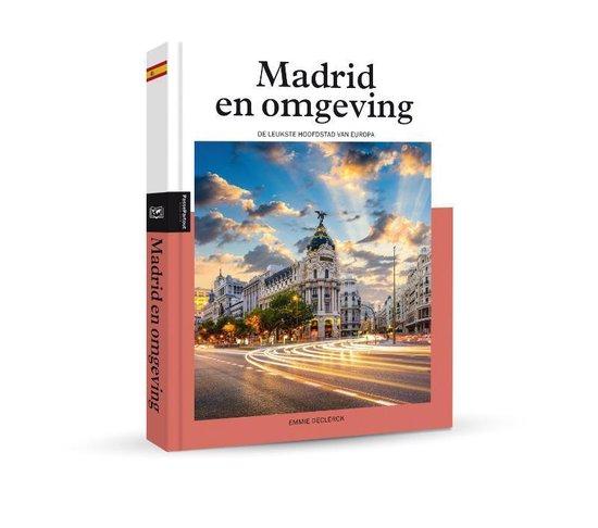 Madrid en omgeving | reisgids 9789493160897 Emmie Declerck Edicola PassePartout  Reisgidsen Madrid