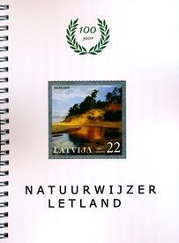 Natuurwijzer Letland JW LETLAND  Jochem Wouda   Natuurgidsen Letland
