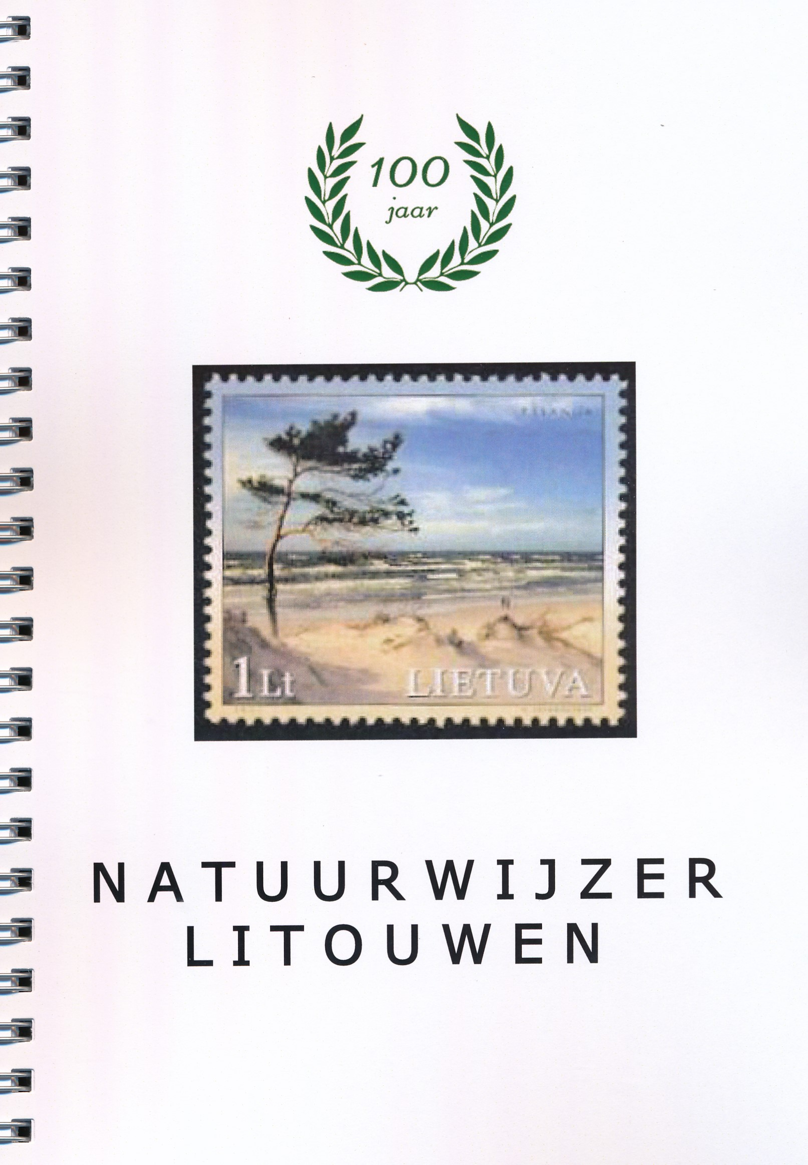 Natuurwijzer Litouwen JW LITOUWEN Jochem Wouda Jochem Wouda   Natuurgidsen Litouwen