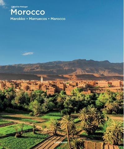 Morocco | fotoboek Marokko 9783741925092  Könemann serie compact  Fotoboeken Marokko
